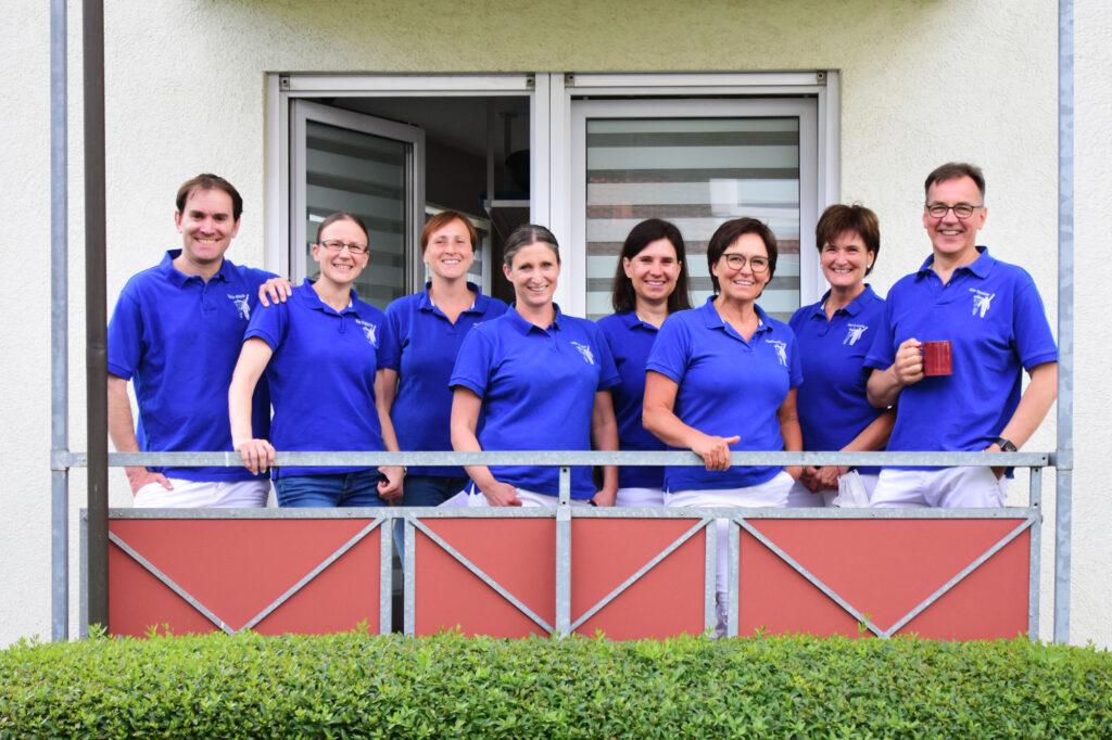 Praxisteam KimWinkler ganzheitliche Physiotherapie Markgroeningen