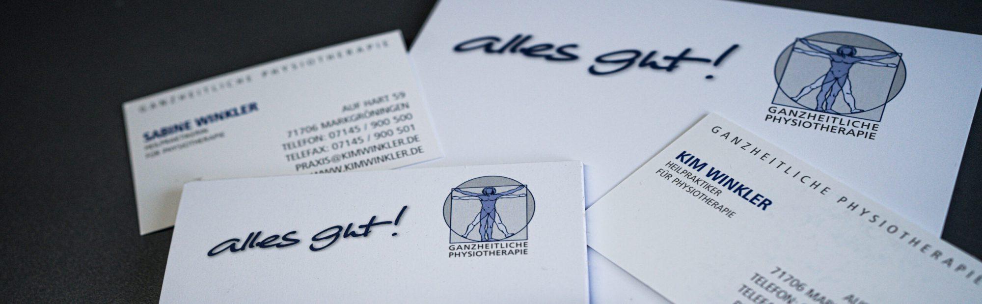 Visitenkarten-Organisation-der-Praxis